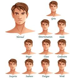 Expressions Set vector