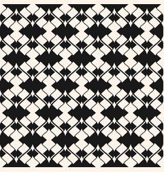 elegant geometric ornament in oriental style vector image