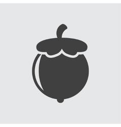 Acom icon vector image