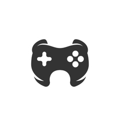 Game icon isolated on a white background vector image