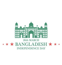 Independence day bangladesh vector