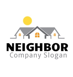 Neighbor Design vector