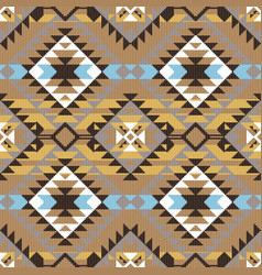 tribal style pattern vector image
