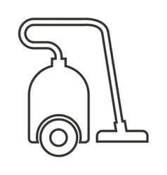 Vaccum cleaner isolated icon design vector