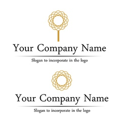 Logo for Industry vector image