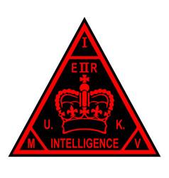 mi5 vector image