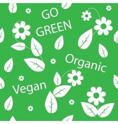 Go green background vector