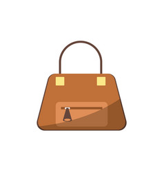 hand bag graphic design template isolated vector image