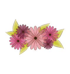 flowers icon stock image vector image
