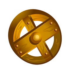 Icon wheel vector