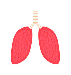 Illness human lung wuhan coronavirus theme design vector