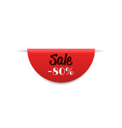 special offer sale promo marketing black friday vector image