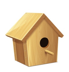 Nesting Box vector image vector image