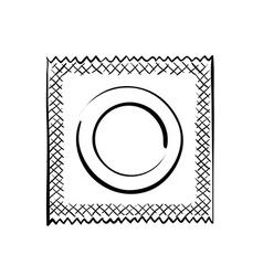 Condom Stock vector
