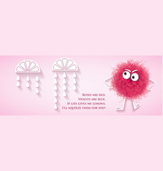 Monster Furry Banner Vector Images (14)