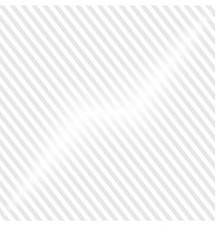 white background with gray white stripes vector image