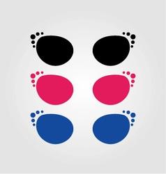 Optic shop logo vector