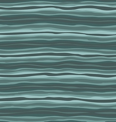 Wave seamless striped abstract background vector
