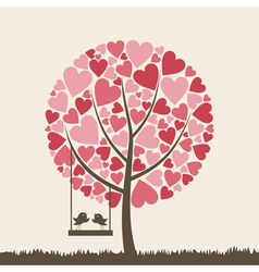 Bird of love6 vector