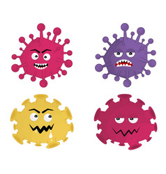 Virus character infection vector