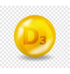 Vitamin d3 cholecalciferol complex vector