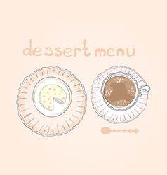 Breakfastt16 vector image