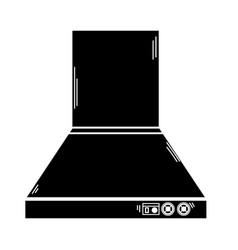 Contour technology odor extractor kitchen utensil vector