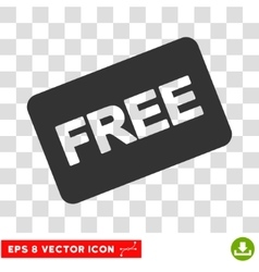 Free Card Eps Icon vector
