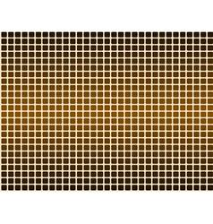 orange tiles - seamless wallpaper vector image