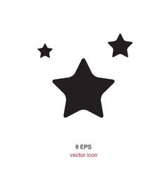 Simple Star Icon vector