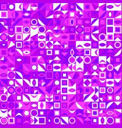 Chaotic geometric pattern background - abstract vector