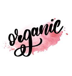 collection green healthy organic natural eco vector image