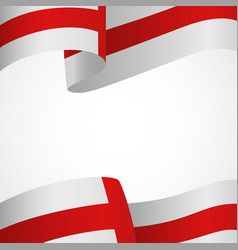 decoration england insignia vector image