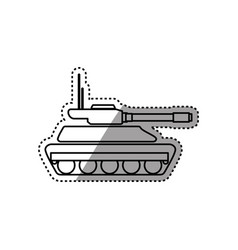 military army concept vector image
