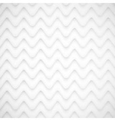 White zigzag background vector