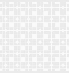 abstract geometric seamless pattern of rounded vector image