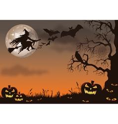 Creepy Halloween vector
