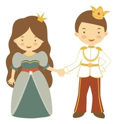 Fairy couple vector