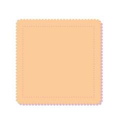 Paper note sheet vector