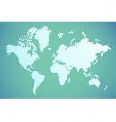 world maps vector image