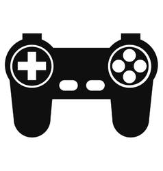 game controler pictogram icon vector image