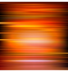Abstract brown red motion blur background vector