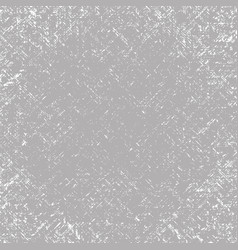 Gray white abstract grunge scratched background vector