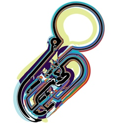 music instrument vector image vector image