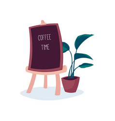 best coffee every morning vector image