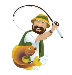Fisherman vector