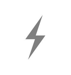 Flash icon symbol simple design eps10 vector