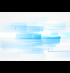 Abstract rectangles background vector