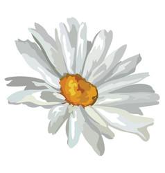 flower 3 vector image