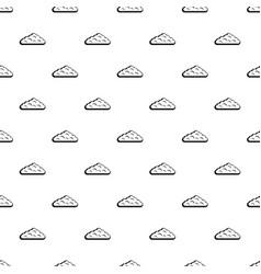 Wet cloud pattern vector